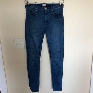 Hudson High Rise Super Skinny Jean